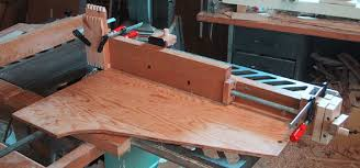 Finger Joints Woodworking Plans by Home Made Table Saw Finger Joint Jig