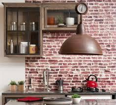 cuisine style bistrot cuisine bistrot 23 idées déco pour un style bistrot suspension