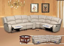 leather corner recliner sofa corner lounge recliner sofa bed u2013 hereo sofa