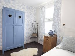 blue and white shabby chic bedrooms video and photos