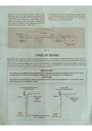 owners manual genie gg 1950 u0026 gg 1810 garage door openers