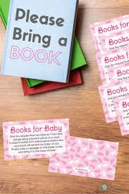 Baby Shower Invitation Wording Bring Books Instead Of Card 651 Best Baby Shower Ideas Images On Pinterest Baby Shower