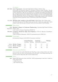 phd cv template latex resume harvard bt thoma saneme