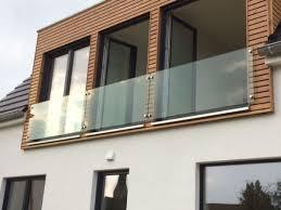 balkon glasscheiben glas fensterbrüstung panther glas
