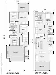 narrow lot house plans 14 best house plans images on floor plans house floor