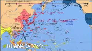 Guadalcanal Map World War Ii In The Pacific In 1942 The 20th Century World