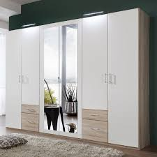 Ikea Schlafzimmer Gebraucht Kaufen Kleiderschrank Fly Schlafzimmer Schrank Weiß Eiche Sägerau Mit