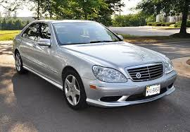 2003 mercedes s500 purchase used 2003 mercedes s500 4 matic amg rims silver