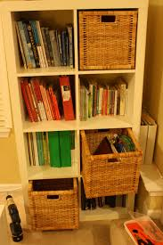 homeschool makeover the most used bookcase hodgepodge