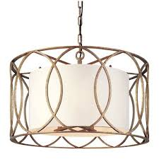 sausalito 25 wide silver gold pendant light troy sausalito five light drum pendant drum pendant lights and
