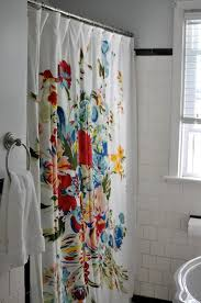 Bright Shower Curtain Cool Bright Shower Curtains And So Much Indecision About A Shower