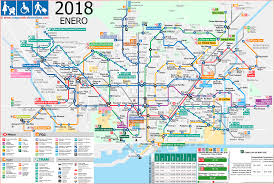 the metro map metro map of barcelona 2018 the best