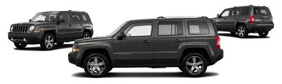 jeep crossover black 2016 jeep patriot high altitude 4dr suv research groovecar