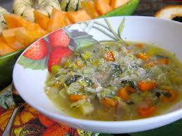 leek soup jittery cook