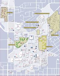 Map Of The Northwest Byu On Campus Housing