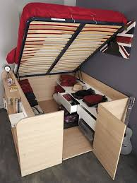 Kids Storage Beds With Desk Wandering On Wheels 2 It U0027s Like The Bed Is On A Mini Deck With