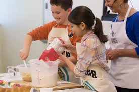 bake for good month flourish king arthur flour