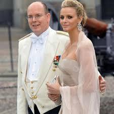 Armani Wedding Dresses Miss Charlene Wittstock Will Walk Down The Aisle In A Custom