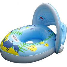 siege enfant gonflable gonflable flotteur siège bateau bébé piscine anneau de bain