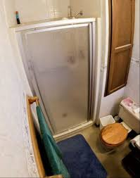 Leaking Frameless Shower Door by Blog