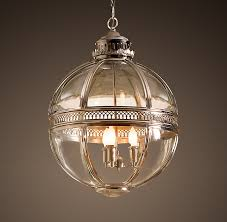 Restoration Hardware Pendant Lighting Fixtures