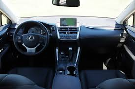 lexus nx f sport interior 2016 lexus nx 300h review curbed with craig cole autoguide com news