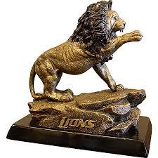 lion statues for sale detroit lions sculpture statue available at allsculptures