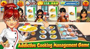 jeux de cuisine telecharger télécharger jeux de cuisine craze restaurant aliments chef apk mod
