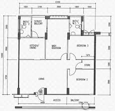 floor plans for woodlands avenue 4 hdb details srx property
