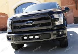f150 bumper light bar 96w high power led light bar for 2015 up ford f 150 f150