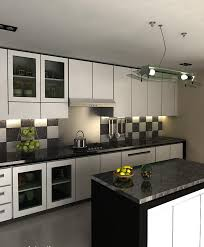 black kitchens designs enchanting black and white kitchen designs ideas youtube