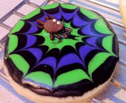 halloween cookie cake halloween cookie solutions alizarine