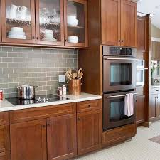 how to clean cherry wood cabinets 80 beautiful kitchen backsplash decor with cabinets