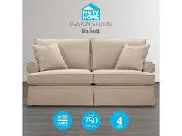 hgtv ultimate home design reviews bassett hgtv home design studio customizable studio sofa great