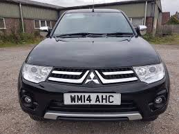 mitsubishi colt pick up 2014 mitsubishi l200 barbarian pick up extended double cab in
