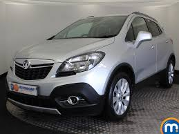 used vauxhall mokka for sale second hand u0026 nearly new cars
