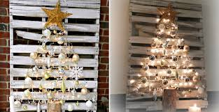 pallet christmas tree how to make pallet christmas tree diy crafts handimania