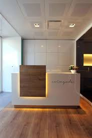 Spa Reception Desk Uncategorized Reception Desk Design Inside Greatest Salon