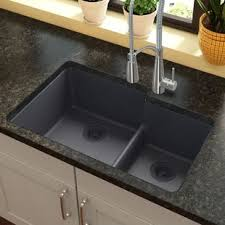 Undermount Granite Kitchen Sink Undermount Kitchen Sinks You Ll Wayfair