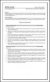 cover letter how to write a nurse resume how to write a nursing