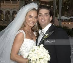 donald trump jr and vanessa haydon wedding photos and images
