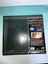 Pioneer Scrapbook Album Pioneer Scrapbook Album 12x12 Ebay