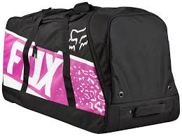 womens fox motocross gear fox racing shuttle 180 divizion gear bag revzilla