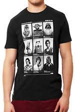 class of 77 wars t shirt chunk wars class of 77 mens t shirt official school year book