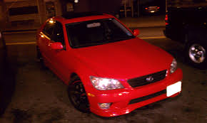 lexus red paint code absolutely red lexus is300 lexus is forum