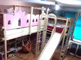 Bunk Bed With Slide Out Bed Bunk Beds With Slide Bunk Bed With Slide Chestnut Child Bunk Bed