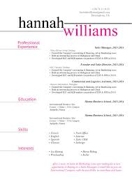 Ballet Resume Sample by Functional Resume Template Linear Resume Mycvfactory
