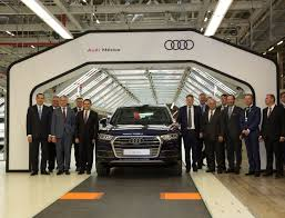 audi factory smart factory audi opens advanced manufacturing plant in mexico