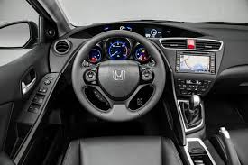 2015 honda civic information and photos zombiedrive