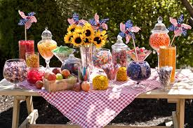 Candy Buffet For Parties by 5 Sweet Candy Buffet Ideas